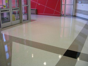 Floor Cleaning - VCT
