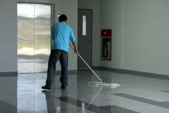 Spring Clean Floors